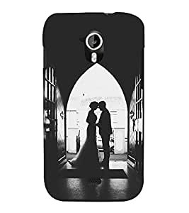 EPICCASE I do Mobile Back Case Cover For Micromax Canvas 2 A110 (Designer Case)
