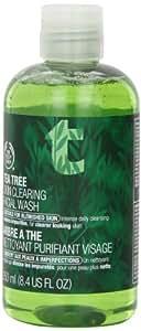 The Body Shop Tea Tree Skin Clearing Facial Wash Regular, 8.4 fl. Oz.