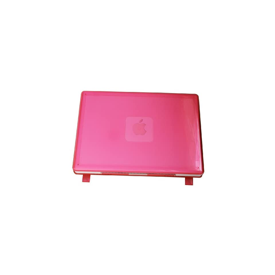 Pink Macbook 13 Silicone Keyboard Cover (1st Generation Macbook)