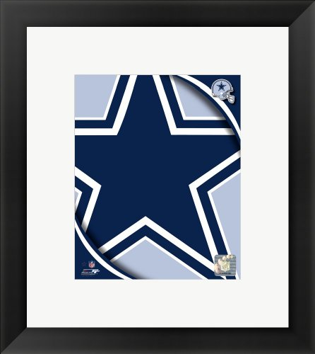 Dallas Cowboys 2011 Logo Framed Photo, Size 14.75 X 16.75 at Amazon.com