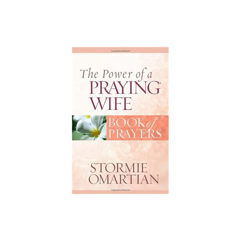 Praying® Wife Book of Prayers (Power of a Praying Book of Prayers