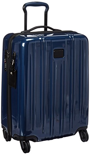 Tumi V3 Continental Carry-on 41 L, Steel Blue (Blue) - 0228061STLB