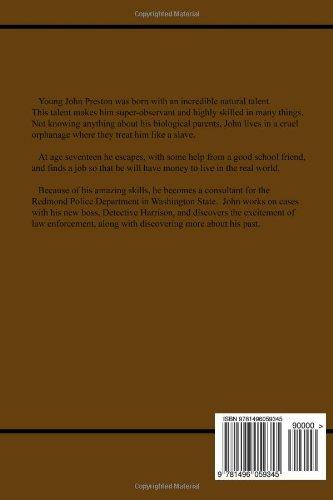 John Preston: The Teenage Detective: Volume 1