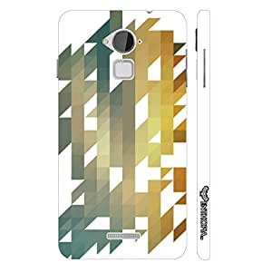 Coolpad Note 3 Abstract Art 10 designer mobile hard shell case by Enthopia