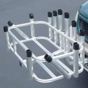 Rod Rack II by Reels on Wheels