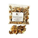 Dried Oyster Mushrooms - 4 Oz. Bag - Dehydrated Edible Gourmet Pleurotus Ostreatus Fungi
