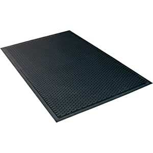 Amazon Com Entrance Mat Outdoor 3 X 5 Ft Rubber