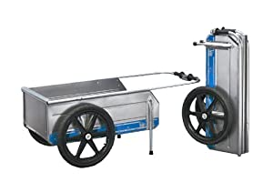 Tipke 2100 Marine Fold-It Utility Cart