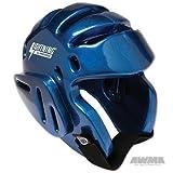 ProForce Lightning Sparring Headgear - Blue - Large
