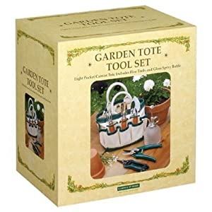 Garden Tote Tool Set