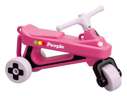Pink Racer Park Renewal Portable Boob