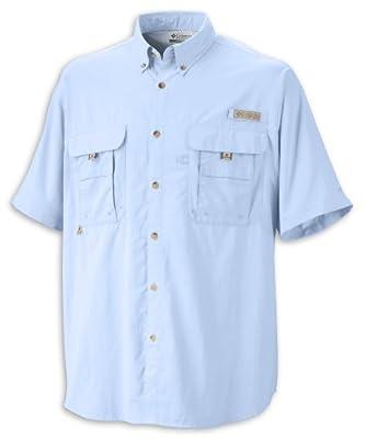 Columbia Sportswear Men's Bahama II Short Sleeve Shirt (Tall)