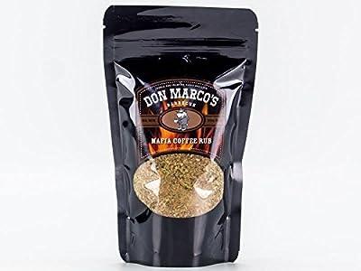 DON MARCO'S Mafia Coffee Rub, 1er Pack (1 x 180 g) von DON MARCO'S - Gewürze Shop