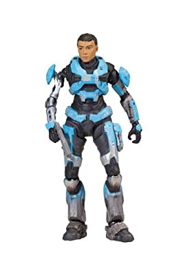 Mcfarlane Toys Halo Reach Series 6 Kat Action Figure Unhelmeted from McFarlane Toys