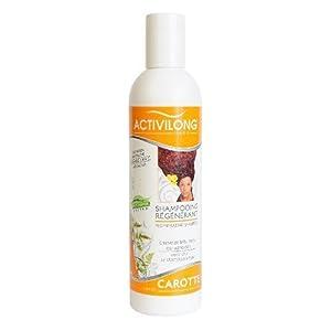 Activilong Paris Carrotte Shampoo Regenerating Shampoo 250ml