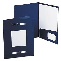 OXF10072 - Oxford LaserView Imperial Business Pocket Folder
