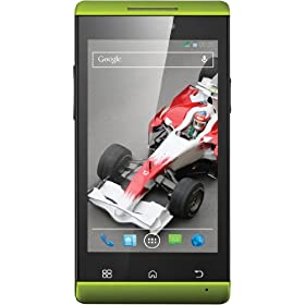 Xolo A500s  Green  available at Amazon for Rs.6365