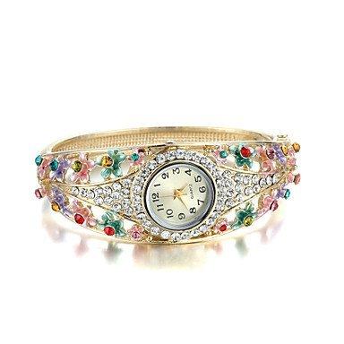 sjewelry-dame-bunte-emaille-kristalluhr-24k-vergoldung-armband-farbe-mehrfarbige-geschlecht-fur-dame
