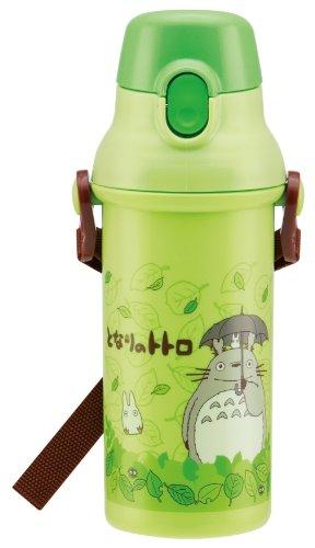 スケーター  直飲みプラワンタッチボトル 480ml となりのトトロ さんぽ
