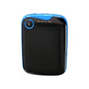 Superb Choice High-Capacity Battery Pack and Charger, 5000mAh for Apple iPod Touch up to 35 hours 1G 2G 3G 4G, 4G iTouch,iPhone 4 4G -AT&T and Verizon iPhone 2G 3G 3GS, all iPod Classic, Motorola Droid, HTC Android EVO, Blackberry, Kindle DX, Samsung EPIC, Samsung Galaxy Tablet, Samsung Galaxy S