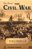 The Civil War (Volumes 1-3) ( A Very Bloody Affair Valley of the Shadow of Death War Is All Hell ) [DVD]
