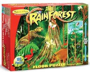 Rain Forest FloorPuzzle