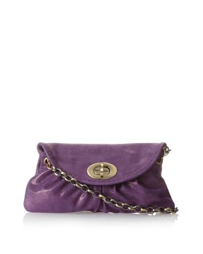 Carla Mancini Women's Sidney Mini, Purple Shimmer As You See