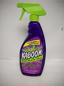 Kaboom Shower, Tub & Tile Cleaner, 22 Oz Spray Bottle