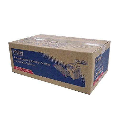 Epson C13S051129 Aculaser C3800 Tonerkartusche 5.000 Seiten, magenta