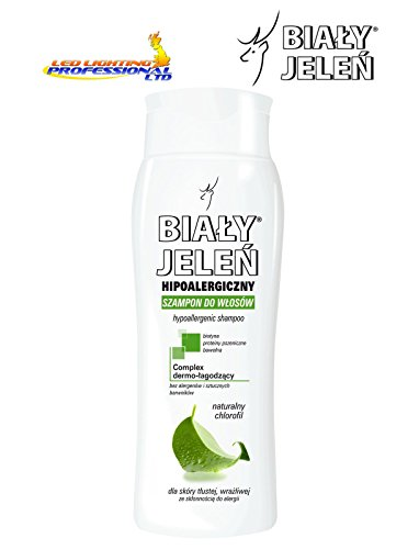bialy-jelen-hypoallergenic-shampoo-with-natural-chlorophyll-300ml