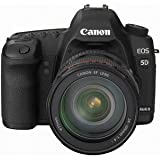 Canon EOS 5D Mark II 21.1MP Full Frame CMOS Digital SLR Camera (Body Only)