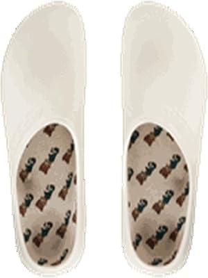Birkenstock Super-Birki White Alpro-Foam Sandals Regular Width