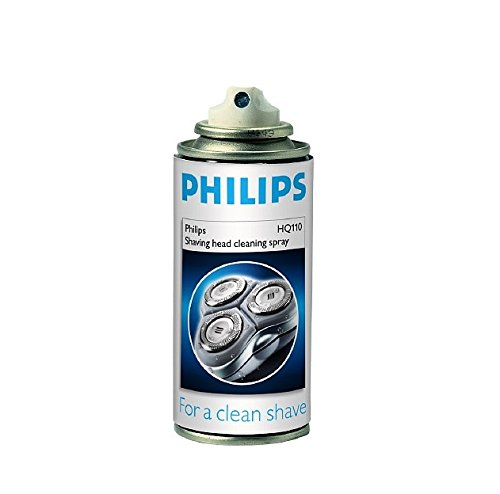 Philips Norelco Razor Lubricant And Shaver Cleaning Spray 4 Oz