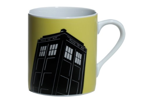 Doctor Who Home Tardis Mug,