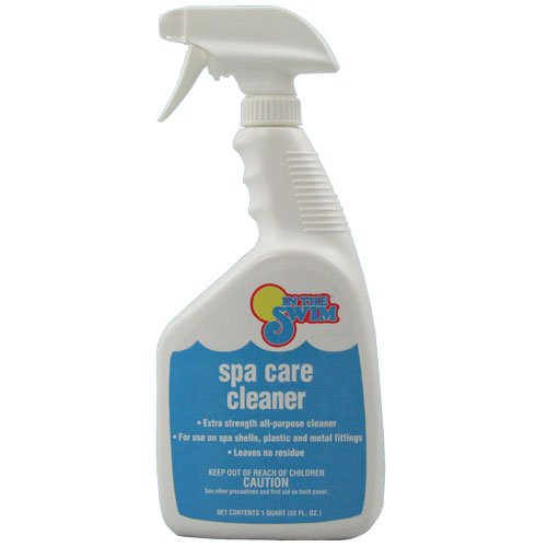 In The Swim Spa and Hot Tub Cleaner - 1 qt.