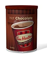 Can of Hot Chocolate