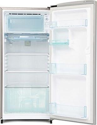 Samsung RR19J2414SA/TL Direct-cool Single-door Refrigerator (192 Ltrs, 5 Star Rating, Metal Graphite)