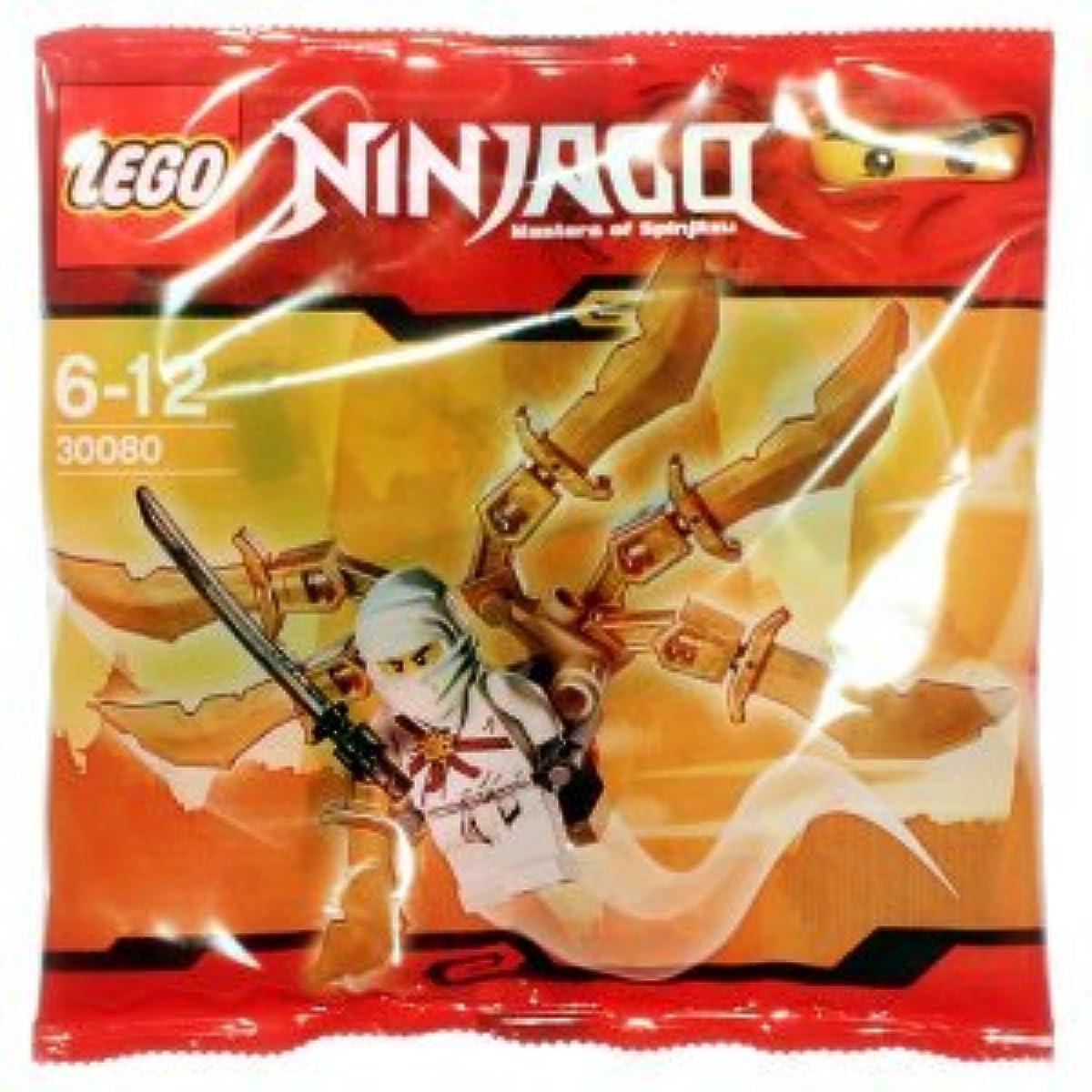 [해외] 레고 닌자고 젠 30080 LEGO NINJAGO ZANE GLIDER【특별 한정품】-30080