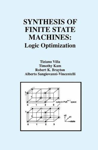 Synthesis of Finite State Machines: Logic Optimization