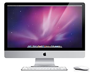 Apple iMac MC813D/A 68.6 cm (27 Zoll) Desktop-PC (Intel Core i5-2500S, 2,7GHz, 4GB RAM, 1TB HDD, AMD HD 6770M, DVD, Mac OS)