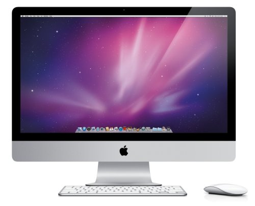 Apple iMac MC813D/A 68.6 cm (27 Zoll) Desktop-PC
