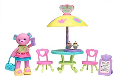 Build-A-Bear Workshop - Ice Cream Cafe Deluxe Playset