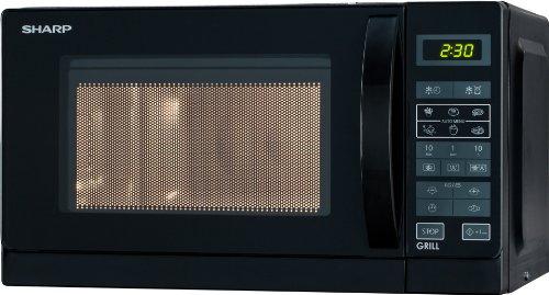 sharp-r642bkw-forno-a-microonde-20-l-nero