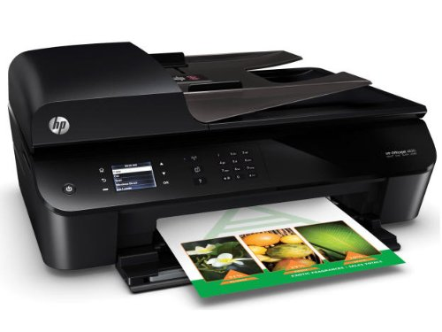 HP Officejet 4630 Wireless All-in-One Inkjet Printer