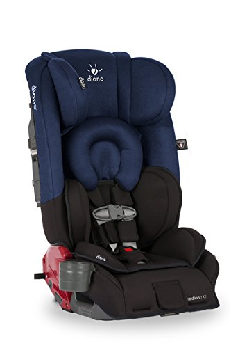 video review diono radian rxt all in one convertible car seat black cobalt best deals. Black Bedroom Furniture Sets. Home Design Ideas