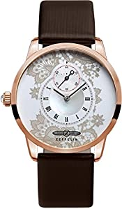 Zeppelin Viktoria Luise 7331-5 Wristwatch for women Flat & light