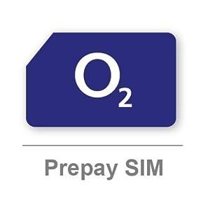 O2 Carte SIM prépayée (Import Royaume Uni)