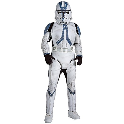 Baoer Deluxe Clone Trooper Costume Large