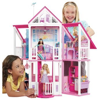 Review for Enticing Barbie California Dream House - Cleva Edition H8' Bundle
