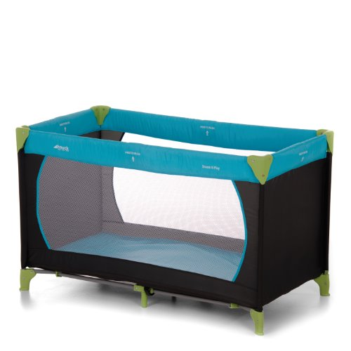 hauck Dream'n Play Travel Cot (Waterblue)